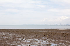 Ocean tide Stock Images