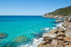 Ocean Torndirrup National Park Albany Australia Stock Photos