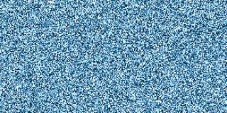 Ocean triangle tiles, Truchet tessellation Stock Photo