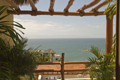 ocean tropikalny okno Pacific zdjęcia royalty free
