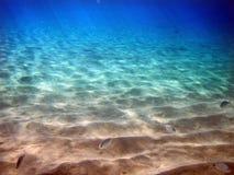 Ocean underwater Stock Photo