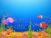 Ocean Underwater World Stock Photos
