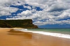 Ocean veiw. Ocean beach Stock Photo