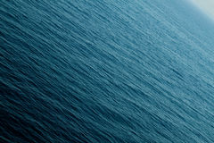 Ocean view. From above small waves tilted Stock Photography