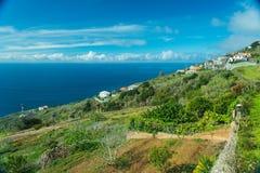 Ocean view (2). Paul do Mar ocean view, Madeira, Portugal Stock Image