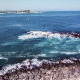 Ocean view Royalty Free Stock Photos