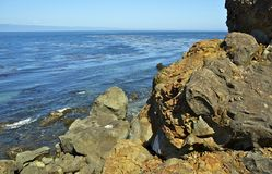 Ocean View Juan De Fuca Stock Image
