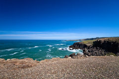 Ocean view - New Zealand Stock Photography