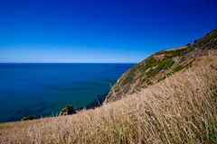 Ocean view - New Zealand Stock Image