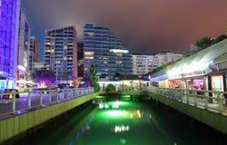 Ocean Village marina, Gibraltar Stock Photography