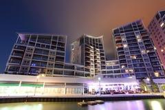 Ocean Village marina, Gibraltar Stock Image