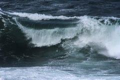 Ocean wściekłość Obrazy Royalty Free