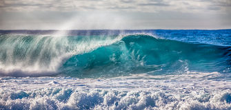 Ocean władza Zdjęcia Stock