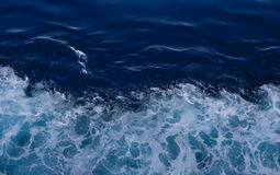 Ocean water abstract background Stock Photography