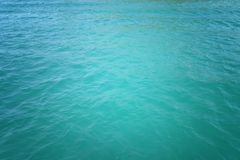 Ocean water background Stock Images