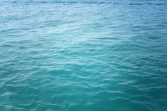 Ocean water background Royalty Free Stock Photos