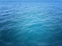 Ocean water background Royalty Free Stock Image