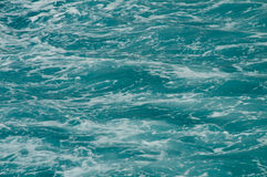 Ocean Water Background Royalty Free Stock Photography