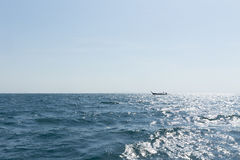 Ocean water background landscape. royalty free stock images