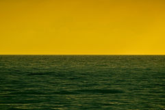 Ocean water surface Royalty Free Stock Images