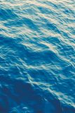 Ocean water surface texture, vintage summer holiday background. Beach, travel destination and nature environment concept - Ocean water surface texture, vintage stock images