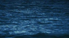 Ocean Water Surface & Underwater (Loop). Wide shot of the blue ocean. Shot on HD 1080 stock footage