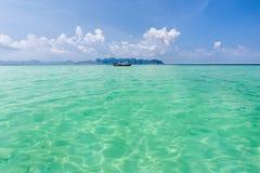 Ocean water surface royalty free stock photos