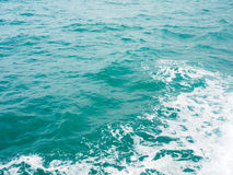 Ocean water Waves Surface texture. Stock Photography