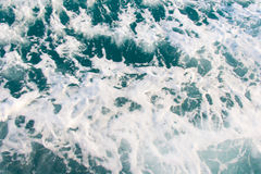 Ocean Water and Waves Royalty Free Stock Image