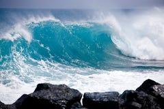 Ocean wave Royalty Free Stock Photos