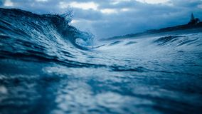 Ocean Wave Royalty Free Stock Photo