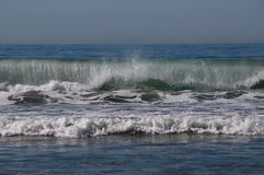 Ocean Wave, California Royalty Free Stock Photography