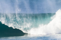 Ocean Wave Color Power Royalty Free Stock Images