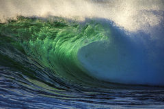 Ocean wave colour Stock Photo
