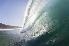 Ocean Wave Inside Royalty Free Stock Photos