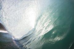 Ocean Wave Inside Royalty Free Stock Image