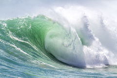 Ocean Wave. Picture of Perfect Ocean Wave. Indian Ocean Royalty Free Stock Photos