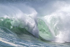 Ocean Wave. Picture of Perfect Ocean Wave. Indian Ocean Royalty Free Stock Photography