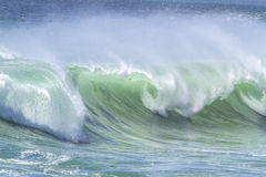 Ocean Wave. Picture of Perfect Ocean Wave. Indian Ocean Royalty Free Stock Images