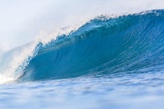 Ocean wave. Picture of Ocean Wave.Sumbawa Island. Indonesia Stock Photos