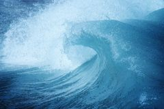 Free Ocean Wave Spray Stock Images - 48640424