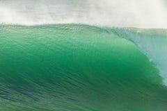 Ocean Wave Texture Closeup Stock Images