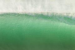 Ocean Wave Texture Closeup Stock Photos