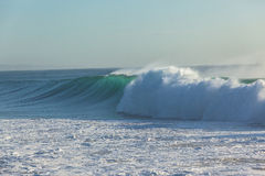 Ocean Wave Water Power Royalty Free Stock Images
