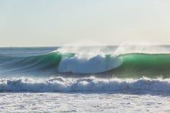 Ocean Wave Water Power Royalty Free Stock Photo