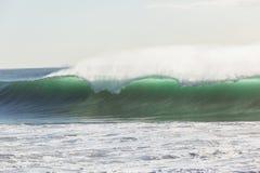 Ocean Wave Water Power Stock Photography