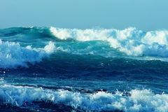 Ocean waves Stock Images
