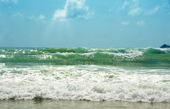 Ocean waves Stock Photos