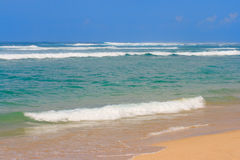 Ocean waves Stock Image