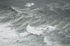Ocean Waves from Above Royalty Free Stock Image